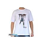CASTLEVANIA - Tshirt Titan homme MC white - basic - Taille L