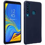 Avizar Coque Bleu Nuit pour Samsung Galaxy A9 2018