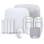 Alarme maison Ajax StarterKit Plus blanc - Kit 3