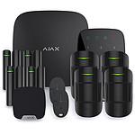 Ajax Alarme maison StarterKit Plus noir  Kit 4