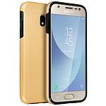 Avizar Coque Dorée pour Samsung Galaxy J3 2017