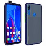 Avizar Coque Bleu Nuit pour Huawei P Smart Z , Honor 9X