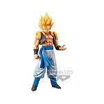 Dragon Ball Super - Statuette Grandista nero Gogeta 27 cm