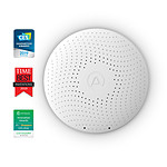Airthings - Moniteur de qualité d'air WAVE PLUS - Blanc
