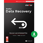 Stellar Data Recovery Standard - Licence 1 an - 1 poste - A télécharger