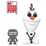La Reine des neiges 2 Figurine POP! Super Sized Olaf 25 cm