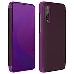 Avizar Etui folio Violet pour Xiaomi Mi 9 Lite