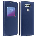 Avizar Etui folio Bleu pour LG G6