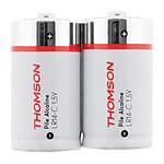 Thomson 150377  Pack 2 piles alcalines LR14 C 1,5 V
