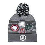 Avengers - Bonnet Pompon Logo Avengers