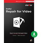 Stellar Repair for Video - Licence 1 an - 1 poste - A télécharger