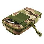 Avizar Pochette Vert pour Smartphone d'une longueur maximum de 155 mm