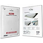 PURO Coque CRYSTAL iPad2 + compatible Smartcover