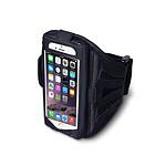 COQUEDISCOUNT Brassard sport noir compatible avec iPhone 6 Plus