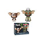 Gremlins - Pack 2 figurines Gizmo & Stripe 10 cm