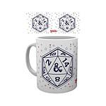Dungeons & Dragons - Mug D20