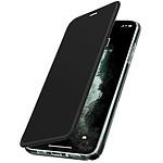 Avizar Etui folio Noir pour Apple iPhone 11 Pro