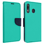 Avizar Etui folio Vert pour Samsung Galaxy A30