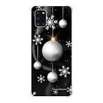 LA COQUE FRANCAISE Coque Samsung Galaxy A31 anti-choc souple angles renforcés transparente Boules Etoiles Noel neiges