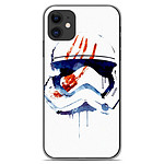 1001 Coques Coque silicone gel Apple iPhone 11 motif RF Bloody Memories