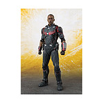Avengers Infinity War - Figurine S.H. Figuarts Falcon Tamashii Web Exclusive 15 cm