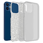 Avizar Coque Argent pour Apple iPhone 12 Mini