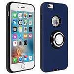 Avizar Coque Bleu Nuit pour Apple iPhone 6 , Apple iPhone 6S