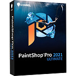 Corel PaintShop Pro 2021 Ultimate - Licence perpétuelle - 1 poste - A télécharger