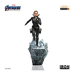 Avengers : Endgame - Statuette BDS Art Scale 1/10 Black Widow 21 cm