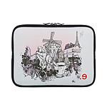 """BE.EZ  Housse LA robe Macbook Pro15 """"ILOVPARIS"""" Montmartre"""