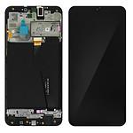 Avizar Écran LCD Samsung Galaxy A10 Bloc Complet Tactile Compatible Noir