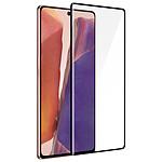 Avizar Film verre trempé Noir pour Samsung Galaxy Note 20