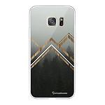 LA COQUE FRANCAISE Coque Samsung Galaxy S7 360 intégrale transparente Trio Forêt Tendance