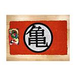 Dragon Ball - Paillasson Turtle Gym 43 x 72 cm