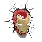 Marvel - Lampe 3D LED Iron Man