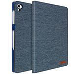 Avizar Etui folio Bleu pour Apple iPad Air , Apple iPad 9.7 2017 , Apple iPad 5 , Apple iPad 9.7 2018