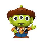 Disney - Toy Story Super Sized POP!  figurine Alien as Woody 25 cm