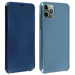 Avizar Etui folio Bleu pour Apple iPhone 11 Pro Max