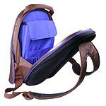 BE.EZ  Sac LE bag Bronze/Blue  pour Macbook 12