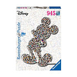 Disney - Puzzle Shaped Mickey (945 pièces)