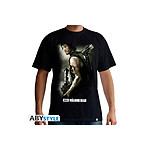 The Walking Dead - T-shirt Daryl Arbalette homme- New - Taille XXL