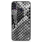1001 Coques Coque silicone gel Samsung Galaxy A40 motif Texture Python