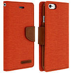 Avizar Etui folio Orange pour Apple iPhone 6 , Apple iPhone 6S