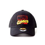 Marvel Comics - Casquette Baseball 3D Embroidery Logo