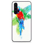 1001 Coques Coque silicone gel Huawei Honor 20 Pro motif RF Tropical party