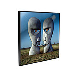 Pink Floyd - Décoration murale Crystal Clear Picture The Division Bell 32 x 32 cm
