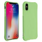 Avizar Coque Vert pour Apple iPhone X , Apple iPhone XS