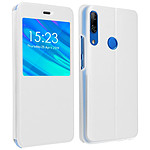 Avizar Etui folio Blanc pour Huawei P Smart Z , Honor 9X