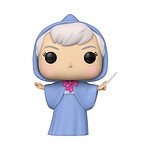 Cendrillon - Figurine POP! Fairy Godmother 9 cm