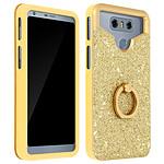 Avizar Coque Dorée pour Smartphones de 5,6 à 6 pouces